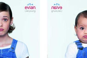 Evian baby&me